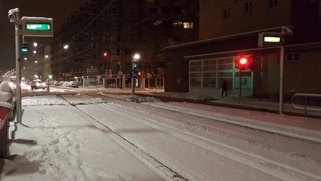 Osten Österreichs versinkt erneut im Schnee (Bild: Christine Steinmetz)