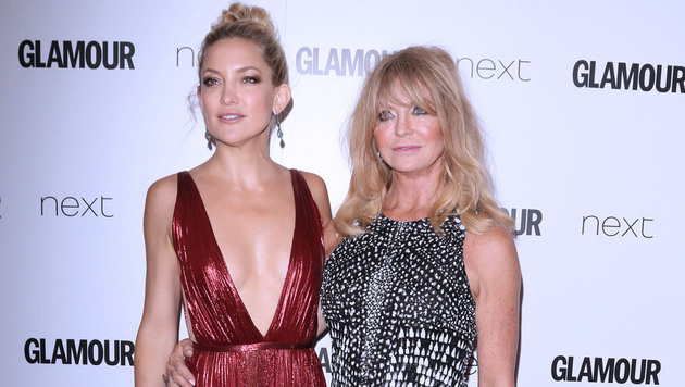 Kate Hudson mit Mama Goldie Hawn (Bild: CapitalPictures/face to face)