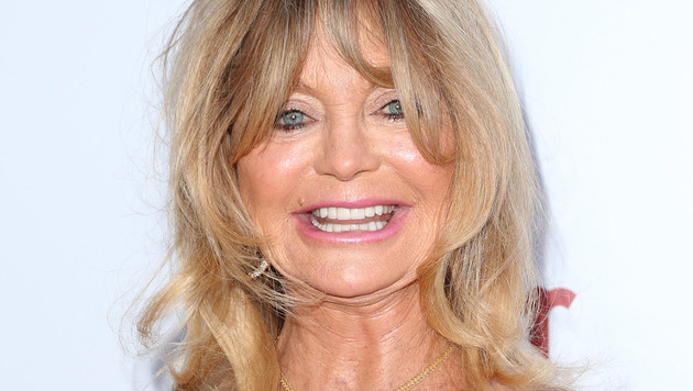 Goldie Hawn (Bild: MediaPunch/face to face)