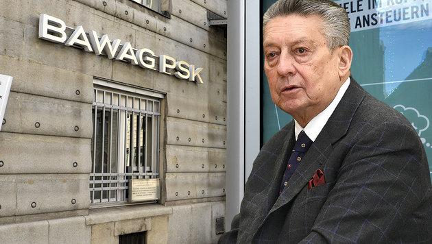 Bilanz der BAWAG-Affäre: Sieger sehen anders aus (Bild: APA/Herbert Neubauer, APA/Helmut Fohringer)