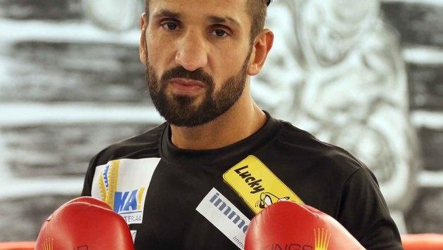Fadi Merza (Bild: Gerhard Gradwohl)