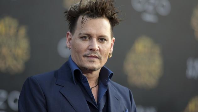 Johnny Depp (Bild: AP)