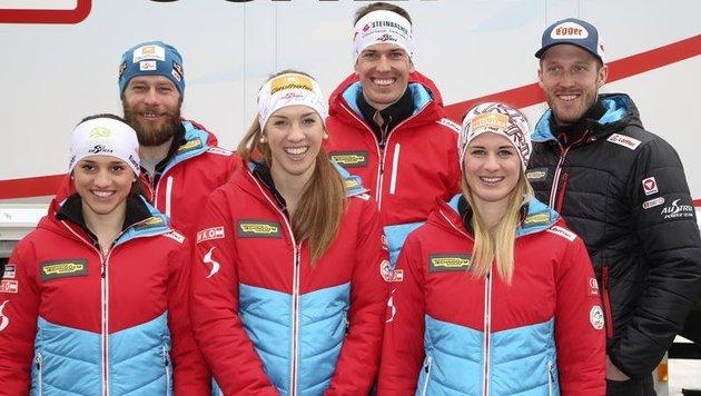 Salzburg stellt Gros des ÖSV-Teams (Bild: Andreas Tröster)