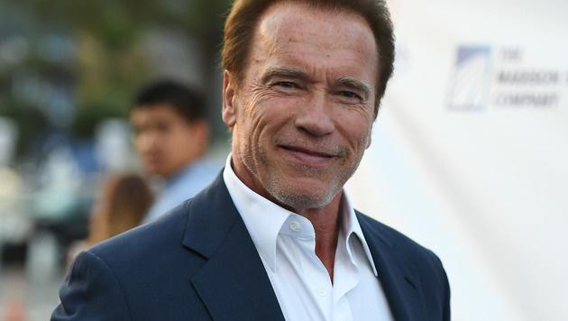 Schwarzenegger freut sich auf Österreich-Rundfahrt (Bild: AFP)