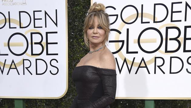 Goldie Hawn (Bild: 2017 Invision)