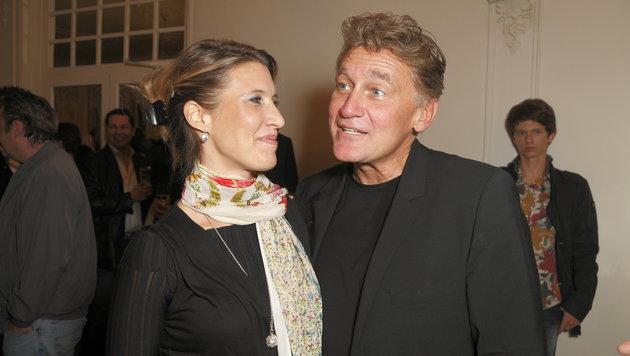 Rainhard Fendrich und Ina Nadine Wagler (Bild: Viennareport)