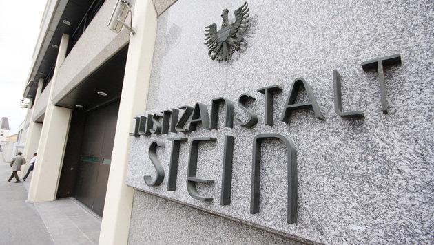 Die Justizanstalt Stein (Bild: Martin A. Jöchl)