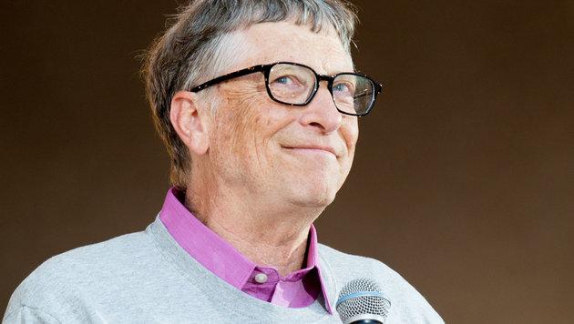 Bill Gates (Bild: Visual Press Agency/face to face)