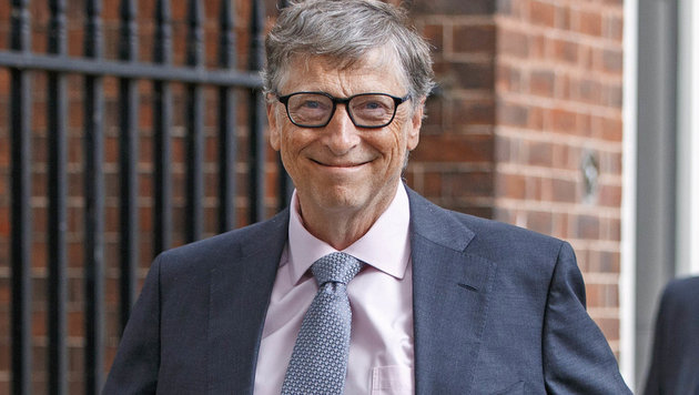 Bill Gates (Bild: Walker/face to face)