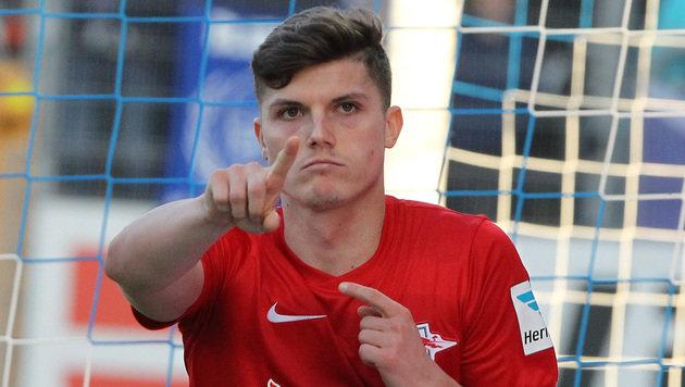 """""""Krass, dass wir Bayern so am Rockzipfel hängen"""" (Bild: AFP)"""