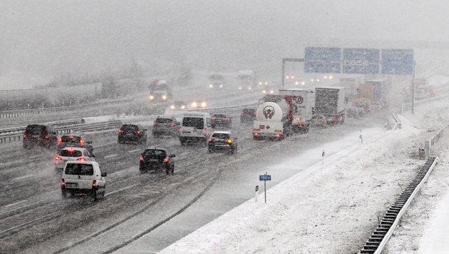 Der eisige Winter wird für uns zur Kostenfalle (Bild: dpa-Zentralbild/Bodo Schackow)
