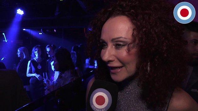 """Playmate & DJane Giulia Siegel bei Club-Opening (Bild: City4U)"""