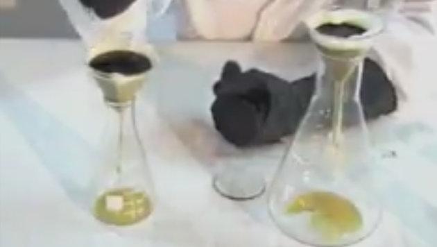 Hier lehren Dschihadisten das Sprengstoff-Mischen (Bild: centcom.mil)