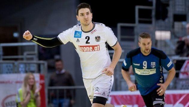 ÖHB-Spieler Alex Hermann ab Sommer bei HSG Wetzlar (Bild: ÖHB/Pucher)