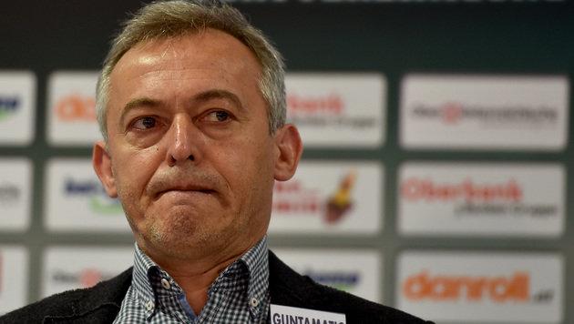 SV Rieds Sportchef Reiter nach 21 Jahren vor Aus! (Bild: GEPA)