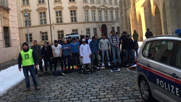 """Muslime: """"Sehen wir, wer zuletzt lacht, Herr Kurz"""" (Bild: Privat)"""