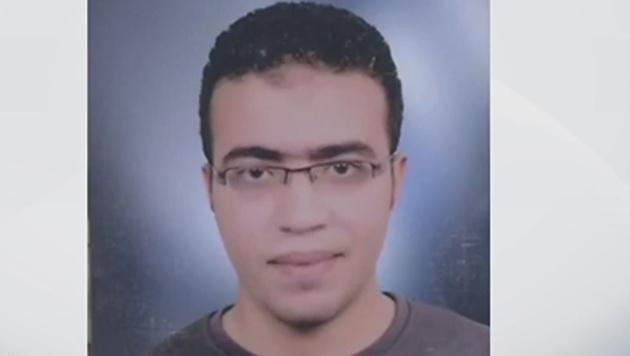 Abdallah El-Hamahmy (Bild: Twitter.com)
