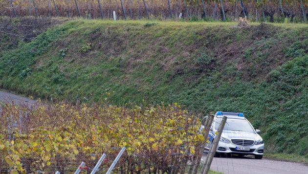 Carolin G. wurde tot in einem Waldstück im deutschen Endingen entdeckt. (Bild: APA/dpa/Patrick Seeger)