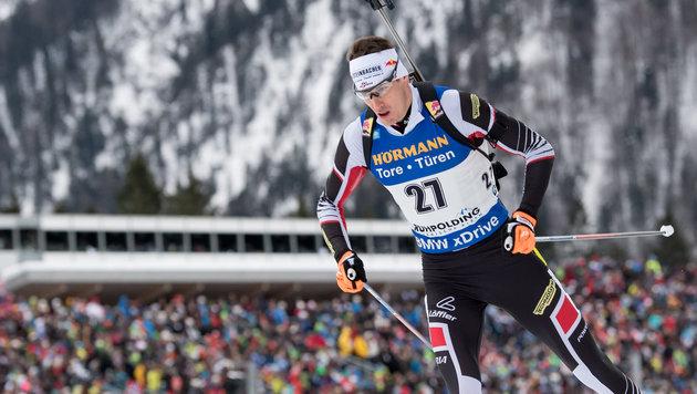 150.000 Fans bei Biathlon-WM in Hochfilzen (Bild: APA/dpa/Sven Hoppe)