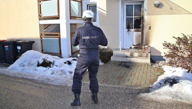 Mann setzt Haus der eigenen Familie in Brand (Bild: Marion Hörmandinger)