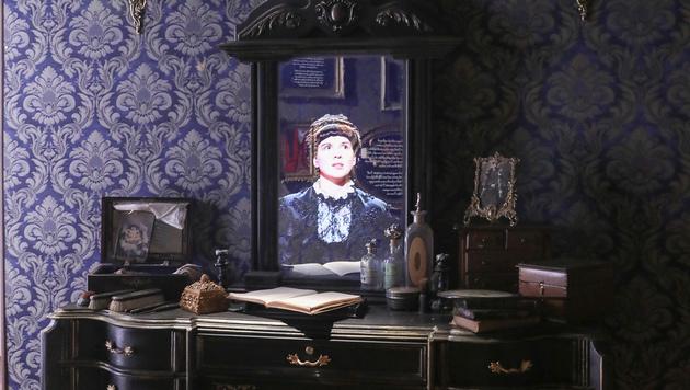 Madame Tussauds zeigt einen Tag im Leben von Sisi (Bild: Madame Tussauds/Katharina Schiffl)