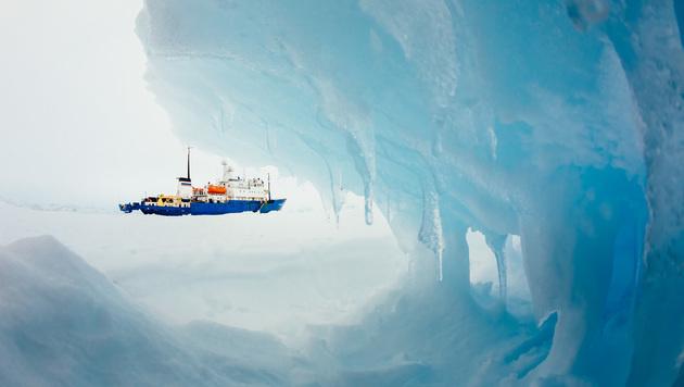 Türkei erhebt nun Ansprüche auf die Antarktis (Bild: AFP)