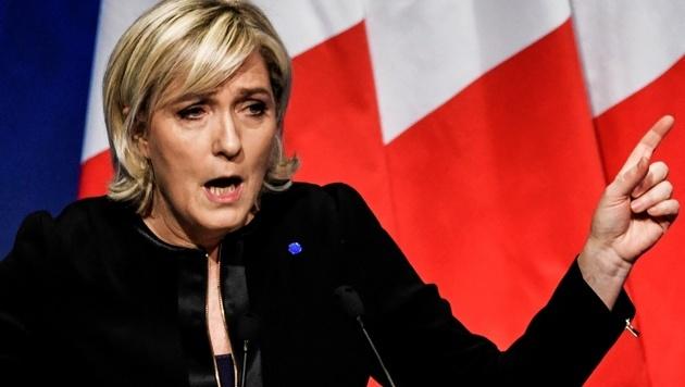 Marine Le Pen (Bild: AFP)