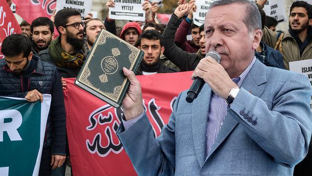 """Türkei: Forscher warnt vor """"religiöser Generation"""" (Bild: AFP)"""
