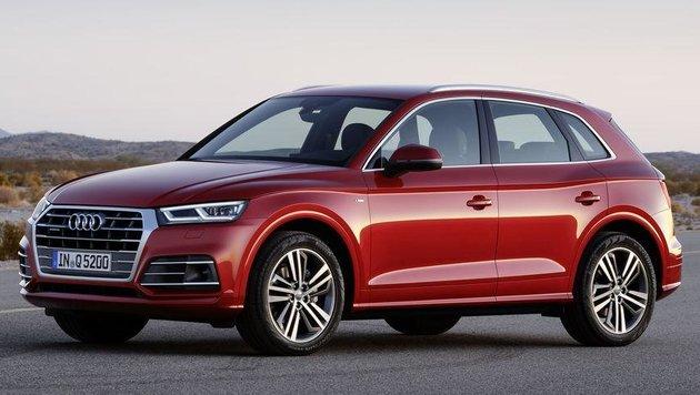 Audi Q5 (Bild: Audi)