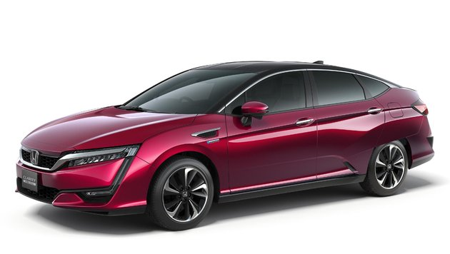 Honda Clarity Fuel Cell (Bild: Honda)