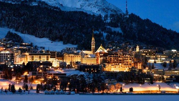 44. Alpinski-WM in St. Moritz feierlich eröffnet! (Bild: AFP or licensors)