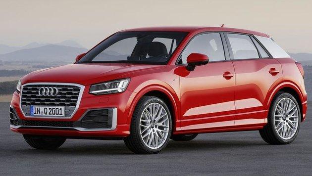 Audi Q2 (Bild: Audi)