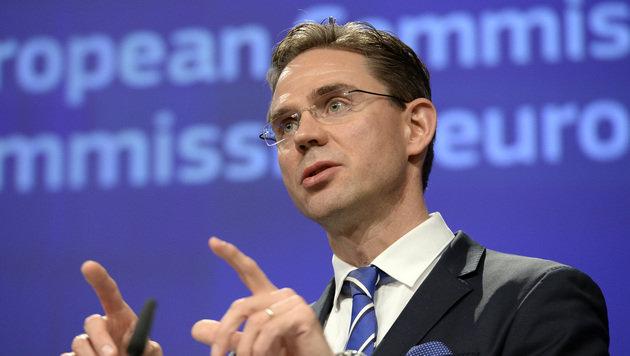 Jyrki Katainen (Bild: AFP)