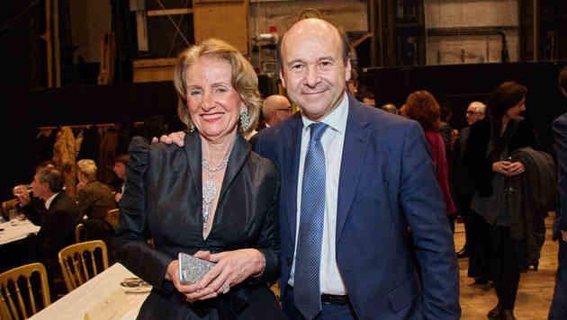 Dominique Meyer und Elisabeth Gürtler (Bild: Starpix/Alexander TUMA)