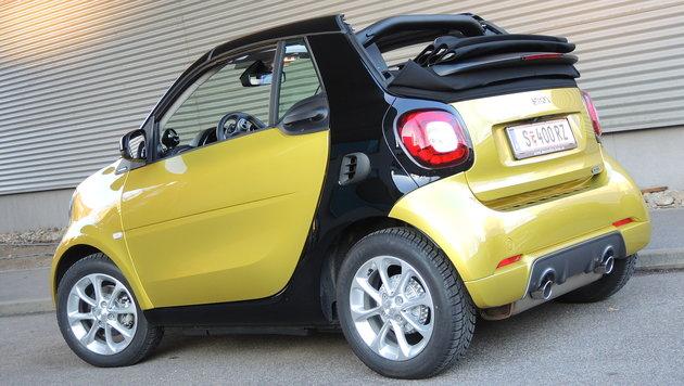 Smart Cabrio (Bild: Stephan Schätzl)