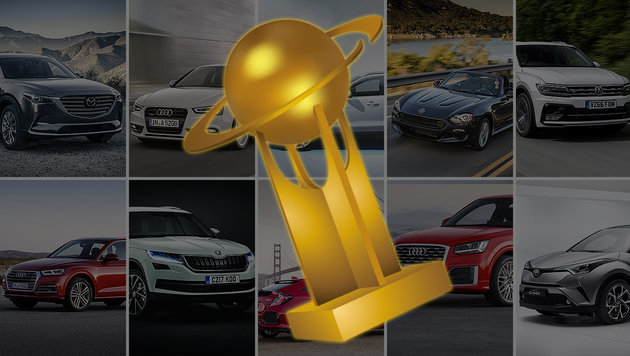 Das Finale der World Car Awards 2017 (Bild: Hersteller, World Car Awards)
