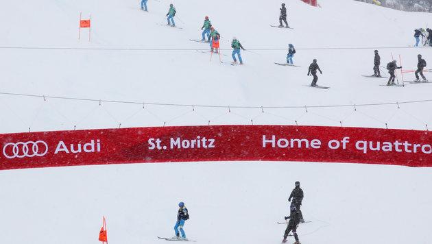Ski-WM: Titelkämpfe beginnen mit Trainingsabsagen (Bild: GEPA)