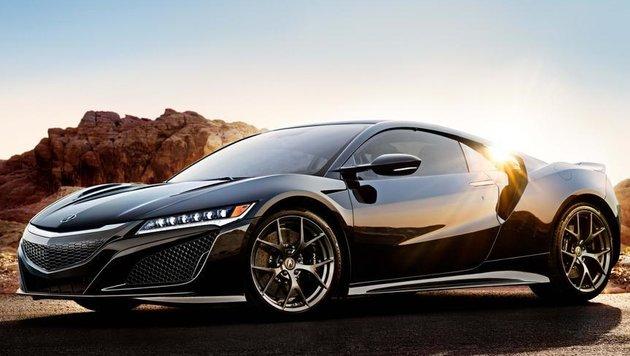 Honda/Acura NSX (Bild: Honda)