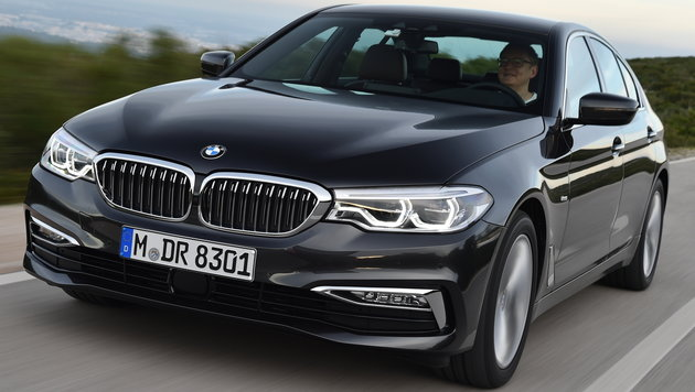 BMW 5er (Bild: BMW)