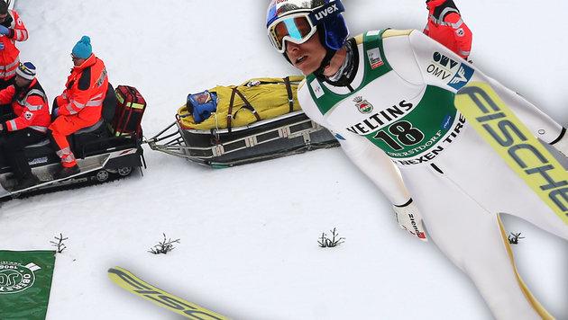 """Kuttin: """"Für Gregor wird es jetzt nicht leicht!"""" (Bild: GEPA, AFP)"""