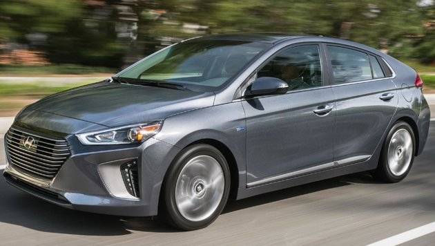 Hyundai Ioniq (Bild: Hyundai)
