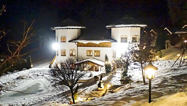Wohlfühloase: Hotel am Leitenhof. (Bild: Doris Vettermann, Kronen Zeitung)