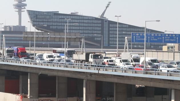 Praterbrücke: Bei Sanierung explodieren die Kosten (Bild: Andi Schiel)