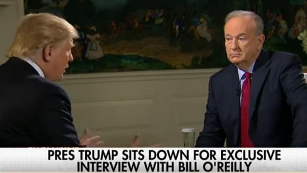 Kreml verlangt Entschuldigung von Fox-Moderator (Bild: youtube.com/Fox News)