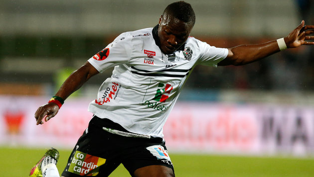 Ouedraogo-Rückkehr zum WAC perfekt (Bild: GEPA)
