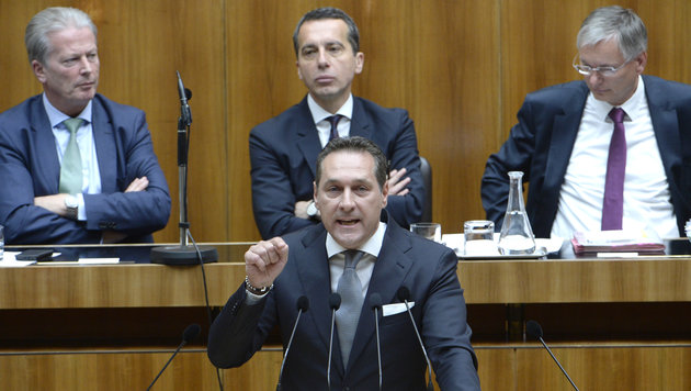 SPÖ feiert neues Integrationspaket - FPÖ poltert (Bild: APA/ROBERT JAEGER)
