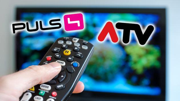 TV-Fusion: PULS 4 übernimmt Privatsender ATV (Bild: thinkstockphotos.de)