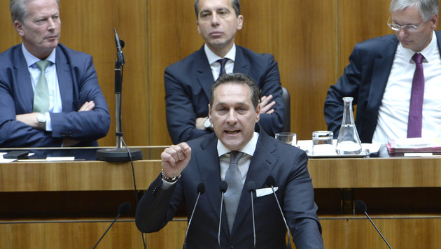 Türkei-Streit: Koalition feuert gegen Strache (Bild: APA/ROBERT JAEGER)