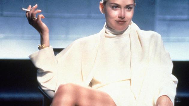 "Sharon Stone in ""Basic Instinct"" (Bild: CapFSD/face to face)"