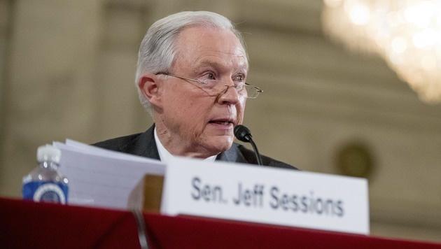 Erzkonservativer Hardliner wird US-Justizminister (Bild: AP)